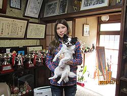 京都市南区 溝之内様/レオンちゃん 犬種:チワワ 1歳10か月